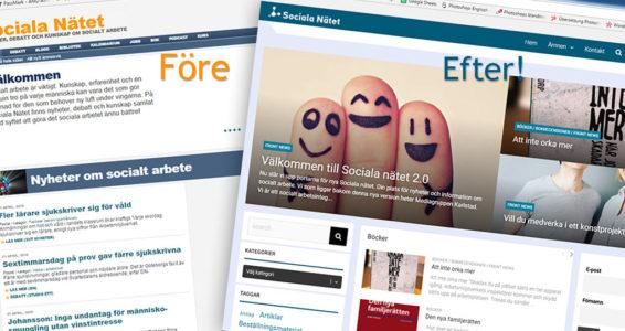 Välkommen till Sociala nätet 2.0