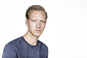 Charlie Eriksson Foto: Oscar Mattsson /Inferno podcast.