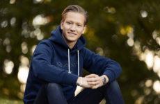 Charlie Eriksson, foto: Francis Löfvenholm
