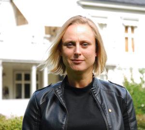 Sarah Thorén, rektor Frödingskolan Karlstad