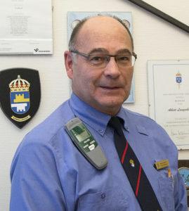 Kriminalvårdsinspektör Albert Langenbach